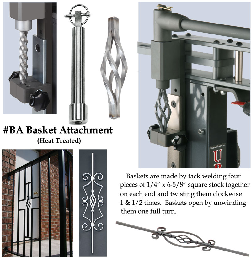 BA Basket Attachment