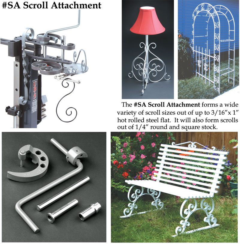 SAC Scroll Attachment