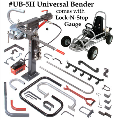 UB-5H Bender & Attachments