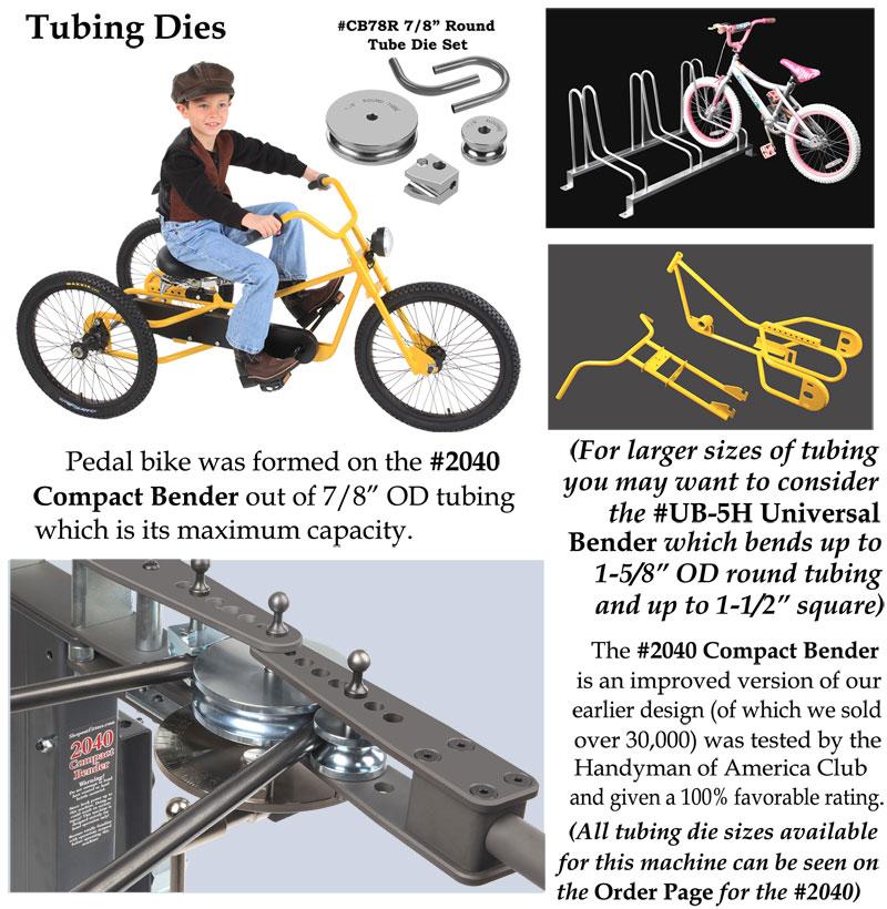 tubing-dies