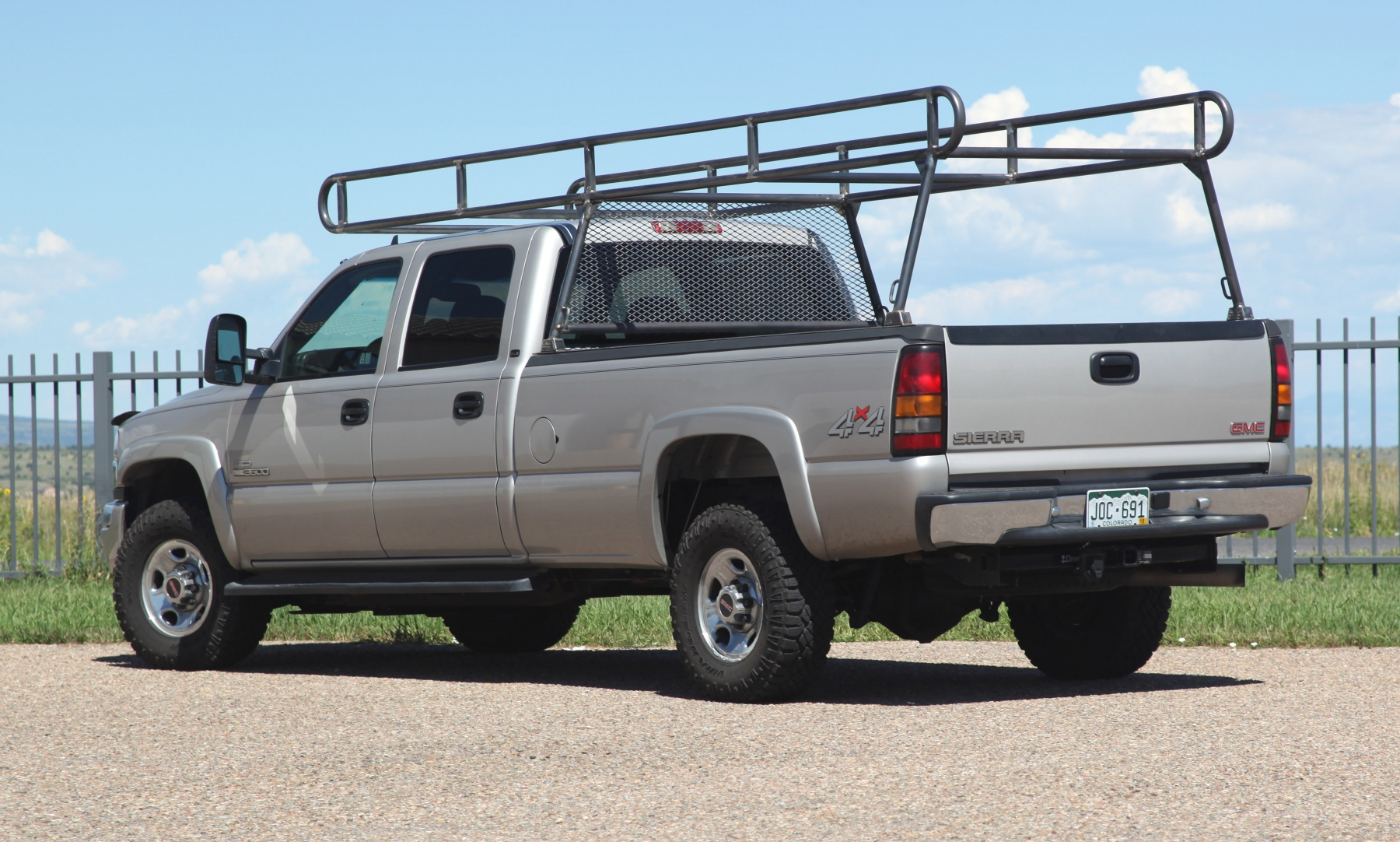 Pickup-Ladder-Rack
