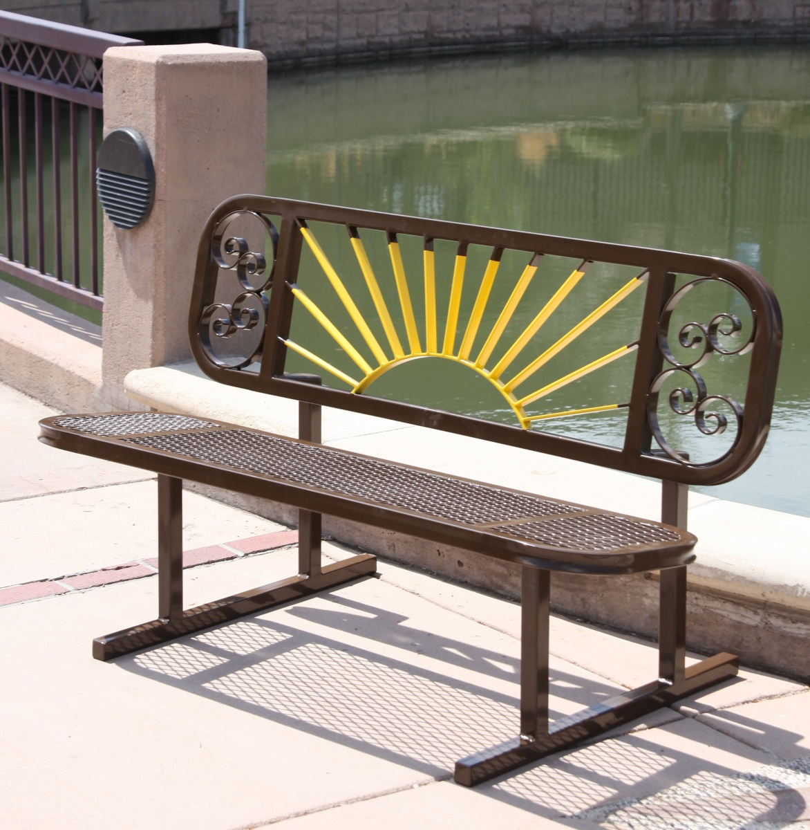 River-Walk-Bench